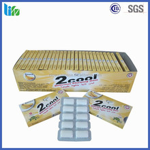 Factory OEM making fruit chewing gum brands