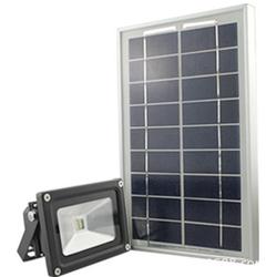 Led outdoor 2W solar flood light ,IP65 waterproof solar LED cast light