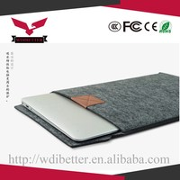 Latest For Macbook Air 13 Inch Laptop Leather Case Carry Sleeve Bag Cover