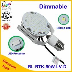 CUL UL DLC meanwell 277V WELL KING LED LED Gas station light 150W Canopy
