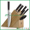FB1-7011 healthly bamboo knife set hot sales