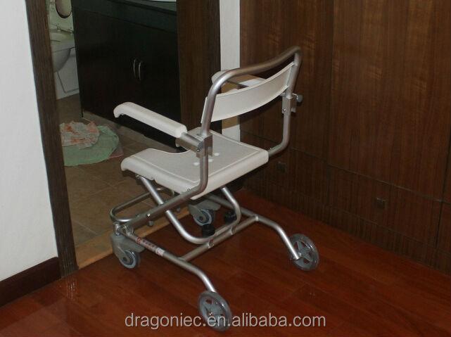 Dw-bw001 Bathroom Shower Wheelchair From China Oem Folding Bath ...