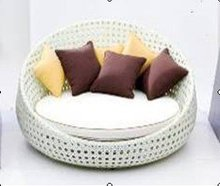 All-weather Rattan daybed - Lounge Bed