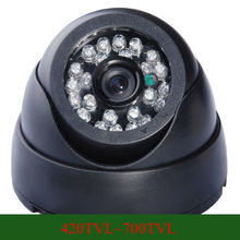 CCR170--Coche de control remoto de visión nocturna 700TVL HD con la cámara a prueba de agua con