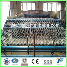 Automatic CNC Chain Link Wire Mesh Fence Making Machine Factory