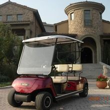 Factory 4 seater off road electric golf carts LT_A4
