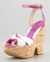 JUSITY cute latest design cheap woman peep toe wedge sandals 2015