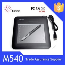 Ugee M540 5x4 inch electronic signature pad computer drawing pen