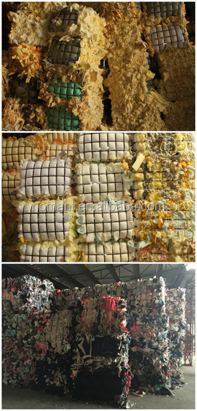 foam scrap for cap material in china
