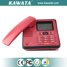 big number button display caller id phone