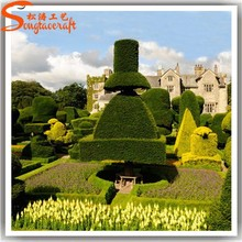 hotsale wholesale factory price fake plastic trees indoor artificial trees artificial grass for garden