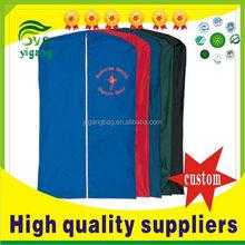 Good quality useful garment bag for fair