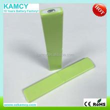 kamcy nimh phonograph battery F6 2.4V battery pack 860mAh