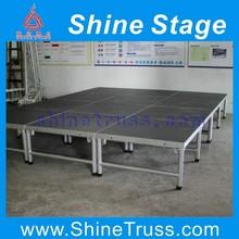 aluminum outdoor stage platform stage podium
