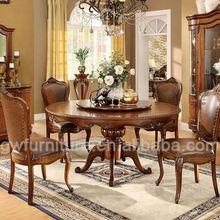 neoclassical sala de jantar conjunto