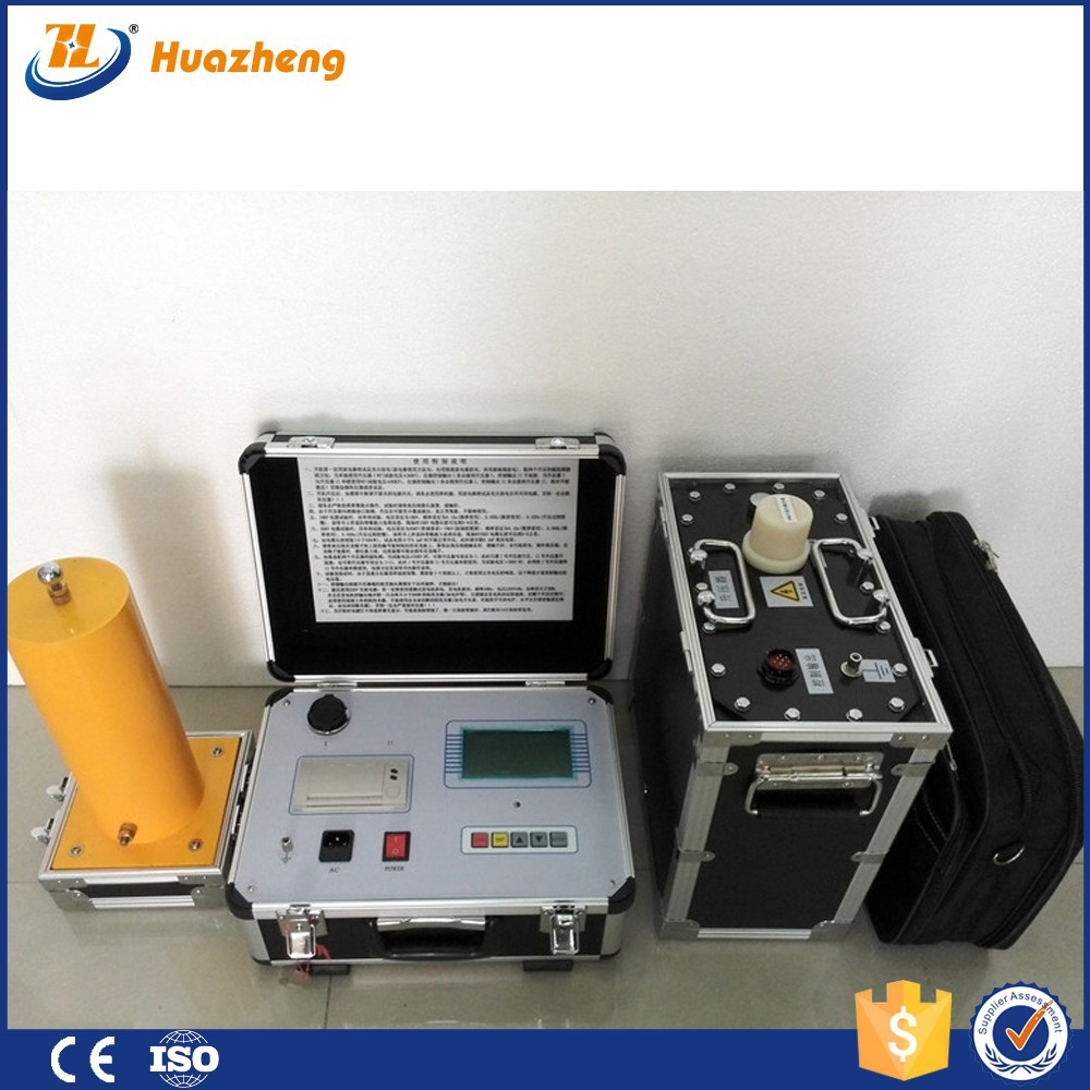 Electronic Product Testing Instruments : Intelligent electronic vlf ac hipot cable testing