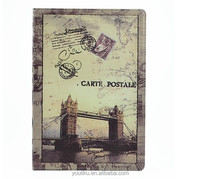 Best selling products printing London Bridge case for Apple IPad tablet