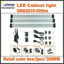 corner led strip,corner led cabinet strip 500mm , 6W, strip light bar l use for home furniture