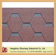 Top quality roofing / Mosaic asphalt shingle/roofing material