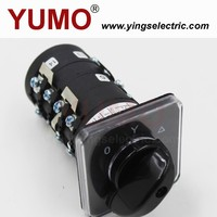 YUMO (E9A-16A) electric manual change over switch automatic generator changeover switch