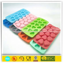 durable silicone chocolate mould,penguin ice cube trays