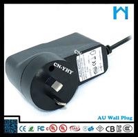 120v ac 60hz adapter 9V 1A/shenzhen yhy power supply co ltd 9V 1A/the adaptor