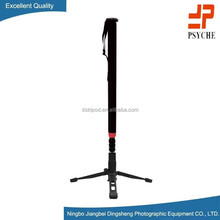 New Fashion and new most stable leg and Professional Telescopic Monopod 3206