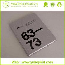 Top Quality Customized Full Color 3d Laminating Film Printing Perfect Binding Nissan/Hyundai Parts Catalog