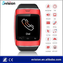 projector mobiles phones with 3g wrist watch smart