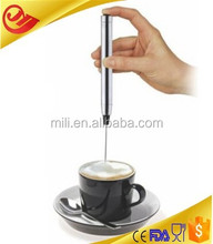 For kitchen using automatic milk frother ELectronic milk frother