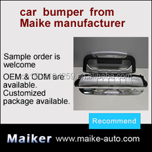 front and rear ABS car bumper guard for subaru forester 4x4 auto accessoires