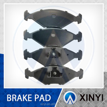 auto parts for toyota brake pad rear