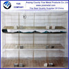 Supply high quality used rabbit cages for sale/meat rabbit cages (Factory)