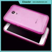 ultra thin soft tpu protective cover case for Meizu MX5 pro