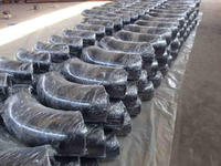 ASME B16.9GOST17375 STD SCH40 SCH80 90 DEGREE LR SEAMLESS Butt Weld Elbow/Carbon Steel Elbow/steel pipe fittings