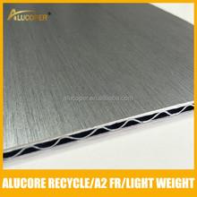 exterior composite wall paneling/siding/sheet
