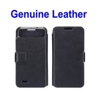 New Arrival Genuine Leather Mobile Covers for ZTE V967S