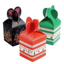 New Fashion Wedding Favor Box for Hot Sale in Dongguan