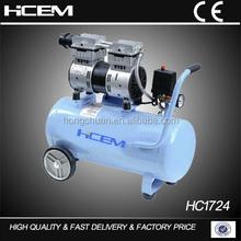 750w 24L portable silent Oilfree Air Compressor - air pump