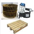 Alambre de soldadura de paletas de madera de la bobina ( fabricante )