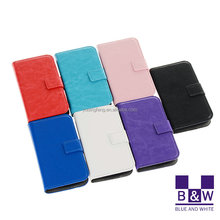 Case For Smartphone GALAXY Trend Duos S7562 Leather Flip Cover Case For Samsung Galaxy S Duos S7562