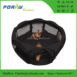 Pop up kennel Animal Playpen for Pets soft sided cage