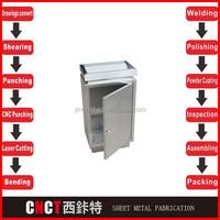 professional precision ODM OEM custom made stainless steel rackmount enclosure
