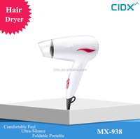 Compact Design Hot Sale Cold and Hot Air Foldable Portable Hair Dryer
