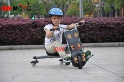 Kids 100W Electric Trike 3 wheels mini ATV kids mini chopper for drifting