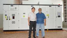 Wanlida medium voltage ac motor drive from 3kV to 12kV