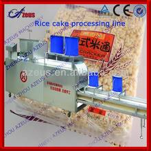 660 puffed rice bar processing machine and Rice bar plant and rice cake machine