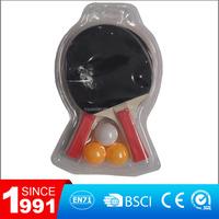 cheap table tennis equipment/design tennis racket/custom table tennis paddles