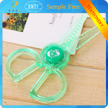 2015 alibaba china wholesale top yiwu plastic Color children scissors for school