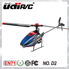 2014 New product Udirc 2.4G 4CH Single blade Helicopter drone RC D2